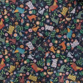 Liberty cotton fabric - Folk tails A x 10cm