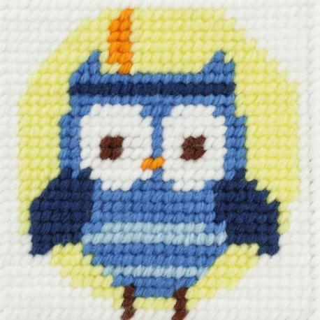 Children canvas kit - Trop chouette
