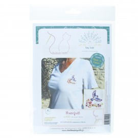 Embroidery kit - Peacefull