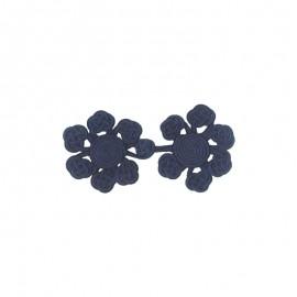 Duffle coat toggle - navy blue Atessa