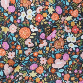 Cotton Dashwood Studio fabric - Garden flowers Good vibes x 10cm