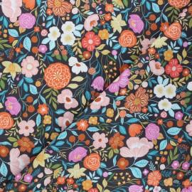 Tissu coton Dashwood Studio Good vibes - Garden flowers x 10cm