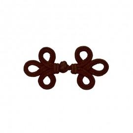 Duffle coat toggle - brown Tivoli
