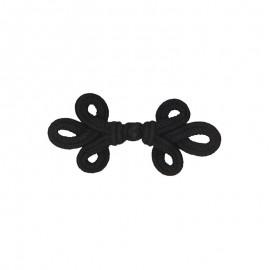 Duffle coat toggle - black Tivoli
