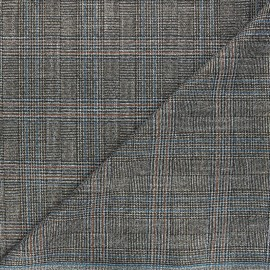 Lurex polyviscose elastane fabric - gold Enola x 10cm