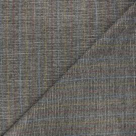 Lurex polyviscose elastane fabric - gold Elwin x 10cm