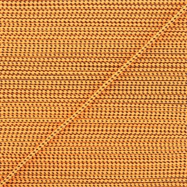 3mm Braided cord - orange Sportivo x 1m