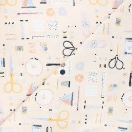 Tissu coton Dear Stella Sew on & sew forth - Sew on & sew forth x 10cm