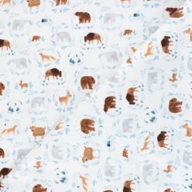 Dear Stella flannel fabric Brave enough to dream - Brave enough to dream x 10cm