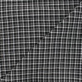 Tissu bengaline Harper - blanc x 10cm