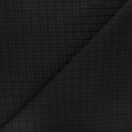 Bengaline fabric - taupe Harper x 10cm