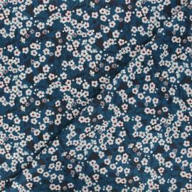 Tissu Liberty Mitsi A bleu x 10cm
