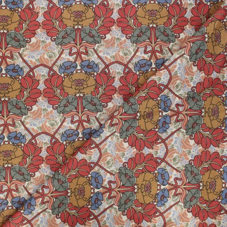 Liberty Jugendstil B fabric x 10cm