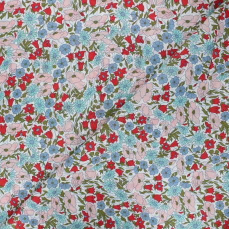 Liberty fabric - Poppy and Daisy A x 10cm