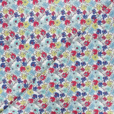 Tissu Liberty - Sea petals A x 10cm