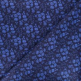 Liberty Capel E fabric - dark blue x 10cm