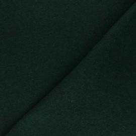 Boiled wool - bottle green x 10cm