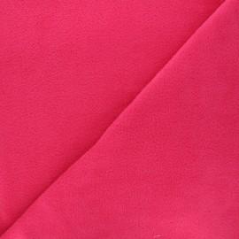 Tissu polaire fuchsia