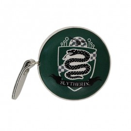 Harry Potter Retractable measuring tape - Slytherin