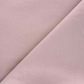 ♥ Coupon 180 cm X 140 cm ♥ Tissu drap manteau - rose clair