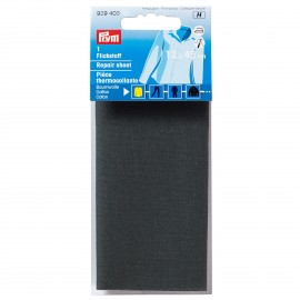 Repair sheet Prym for cotton - grey