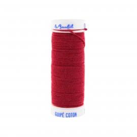 fil elastique rouge
