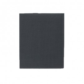 Iron-on patch 39 x 12 cm - anthracite grey