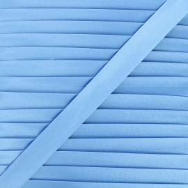 Biais satin 20 mm - bleu ciel x 1m