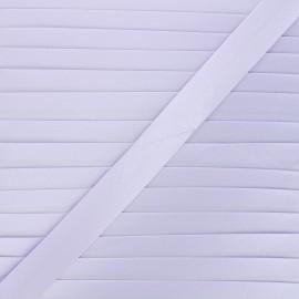 20 mm satin bias binding - parma x 1m