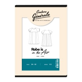 Patron Couture Générale Robe – Robe is in the air