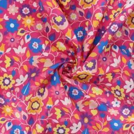 Tissu batiste de coton Dashwood Studio Kaleidoscope - Florie rose x 10cm