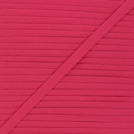 Grosgrain aspect Braid Trimming 10 mm - raspberry