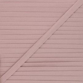 Grosgrain aspect Braid Trimming 10 mm - cameo