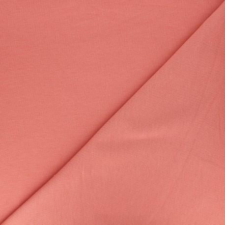 Light jogging Jersey Fabric - coral x 10cm