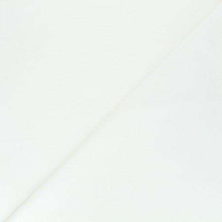 Light jogging Jersey Fabric - ecru x 10cm