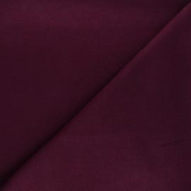 Tissu maille tricot Windy - violet x 10cm