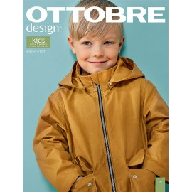 Patron Enfants Ottobre Design - 4/2021