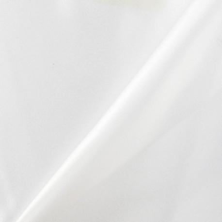 tissu satin de luxe mari e blanc x 10cm ma petite mercerie. Black Bedroom Furniture Sets. Home Design Ideas