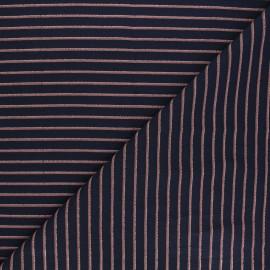 Walkie Talkie Jacquard fabric - Cocktail Escale x 10cm