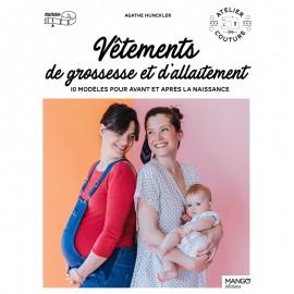 """Book """"Vêtements de grossesse et d'allaitement"""""""