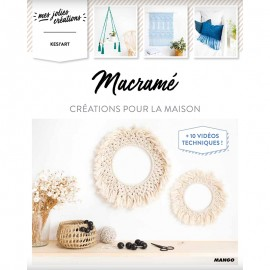 """Book """"Macramé - Créations pour la maison"""""""