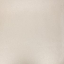 Pearly coated cretonne cotton fabric - nude x 10cm