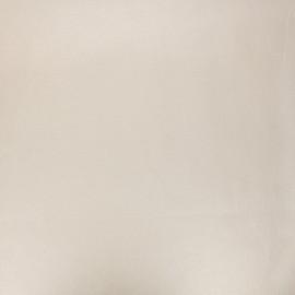 Tissu coton cretonne enduit nacré - nude x 10cm