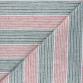Light wool fabric - white Linea x 10cm