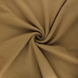 Stretch polyviscose fabric - olive green Doris x 10cm