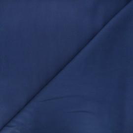 Plain Lyocell fabric - sarcelle Rozan x 10cm