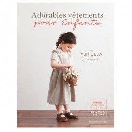 """Book """"Adorables vêtements pour enfants"""""""