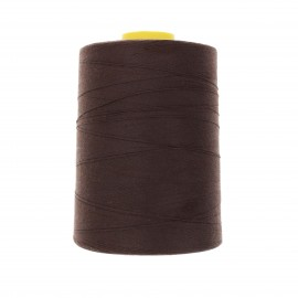 Super resistant sewing Thread 5000 m Coats - chocolate Epic