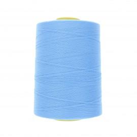 Cône fil à coudre super résistant Coats Epic 5000 m - bleu pastel