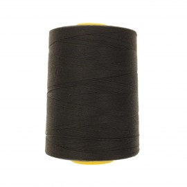 Super resistant sewing Thread 5000 m Coats - licorice Epic